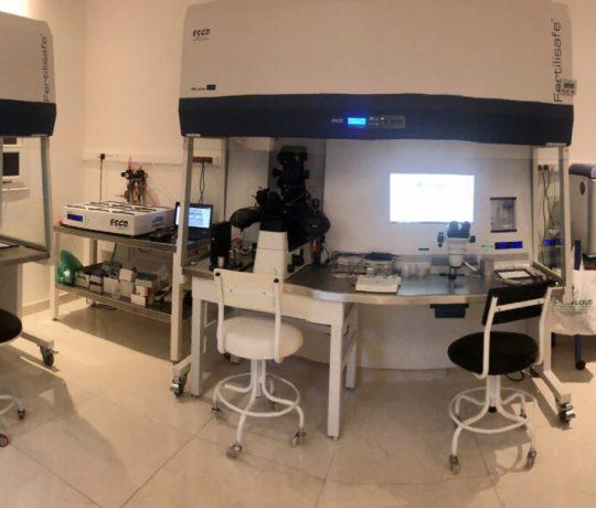 Laboratoire FIV-ICSI